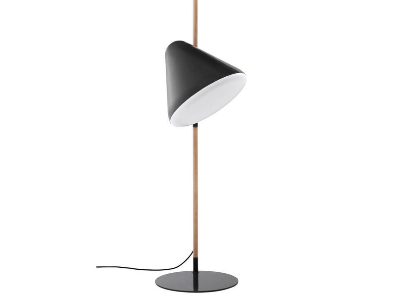 Normann copenhagen hello standing lamp grey
