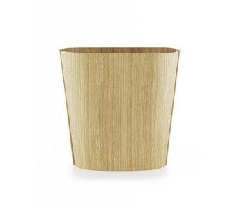 Normann Copenhagen Tales of Wood oak office bin