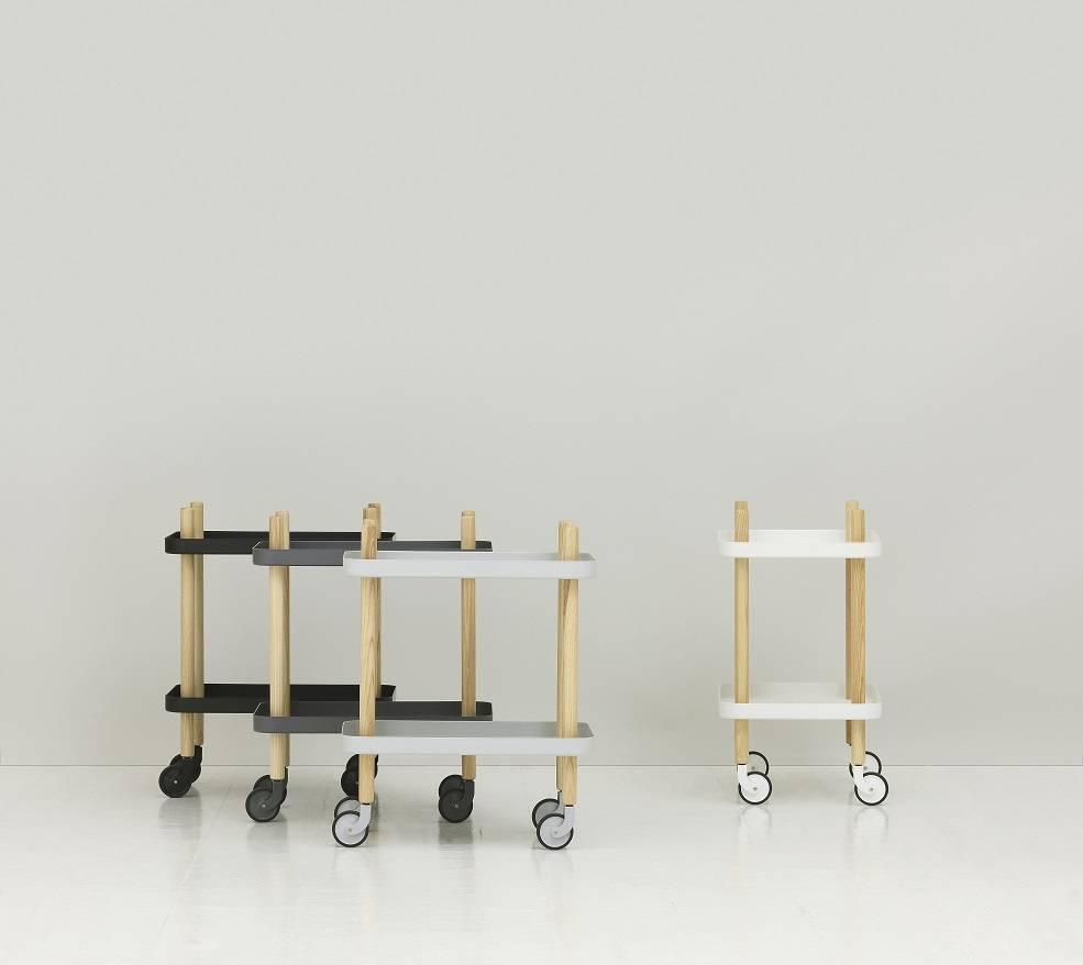 normann copenhagen block light grey living and co. Black Bedroom Furniture Sets. Home Design Ideas