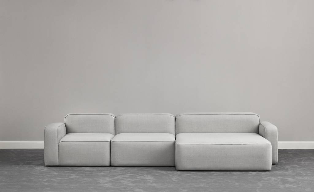 Modulares Sofa normann copenhagen modulaire sofa bank living and co