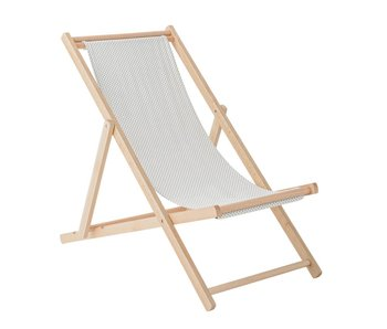 Bloomingville Deck recliner prikker
