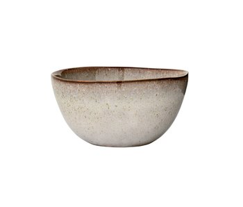 Bloomingville Sandrine bowl light grey