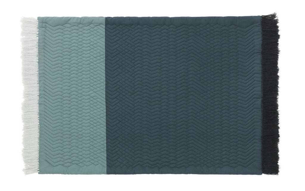 normann copenhagen trace rug blue - living and company, Hause ideen