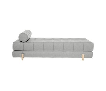 Bloomingville Bulky daybed sofa couch light grey