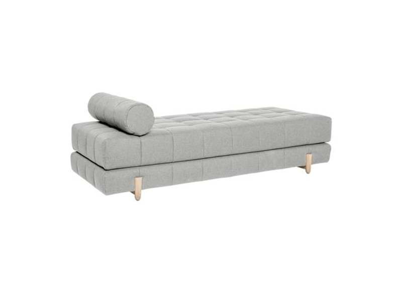 Bloomingville Bulky daybed bench sofa light grey LIVING AND CO