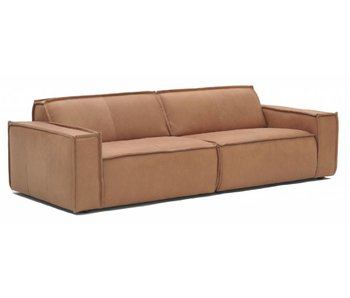 FEST Amsterdam Edge sofa leather naturale 8002