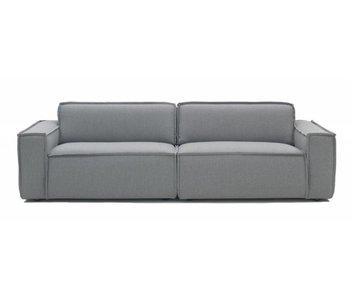 FEST Amsterdam Edge bank sofa stof sydney 91 lichtgrijs