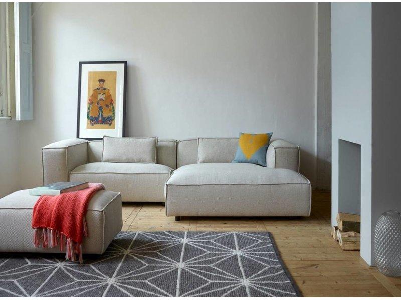FEST Amsterdam Dunbar modulare Bank Sofa polvere 21 beige