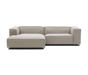 FEST Amsterdam Dunbar modulaire bank sofa polvere 21 beige