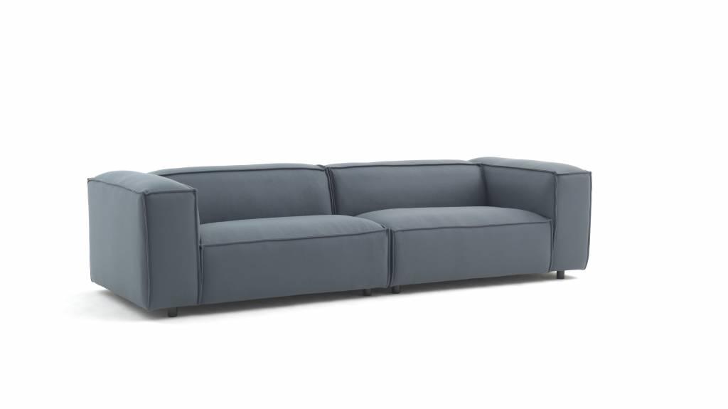dunbar modulaire bank sofa kvadrat hero 991 groen grijs. Black Bedroom Furniture Sets. Home Design Ideas