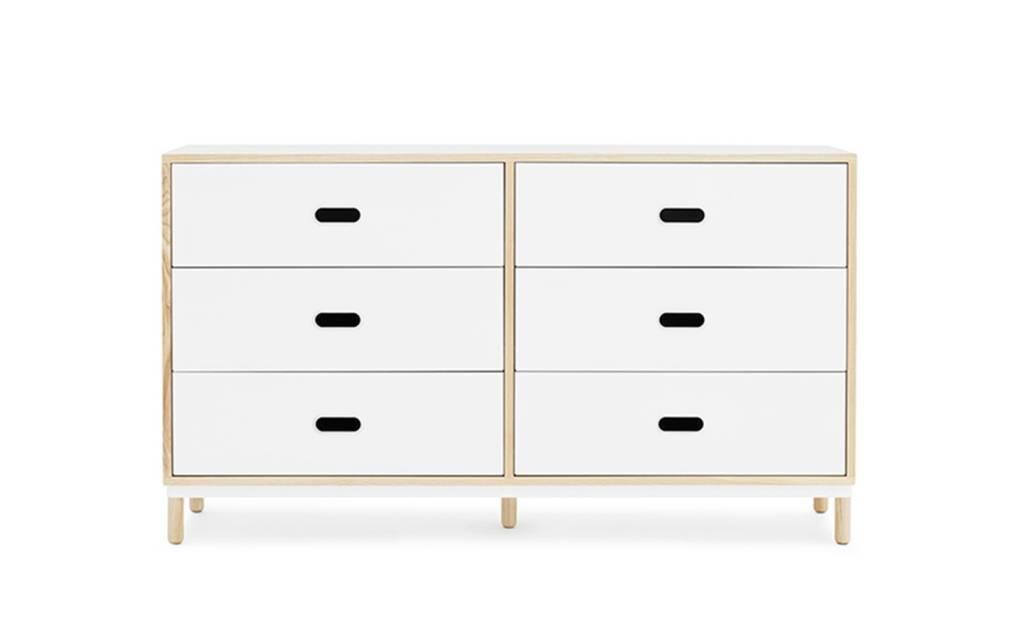 normann copenhagen kabino cabinet white living and co