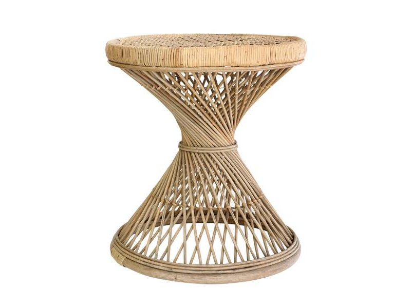 Superb ... HK Living Natural Rattan Side Table ...