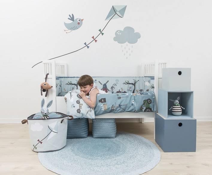sebra kili babybed junior bed white living and co. Black Bedroom Furniture Sets. Home Design Ideas