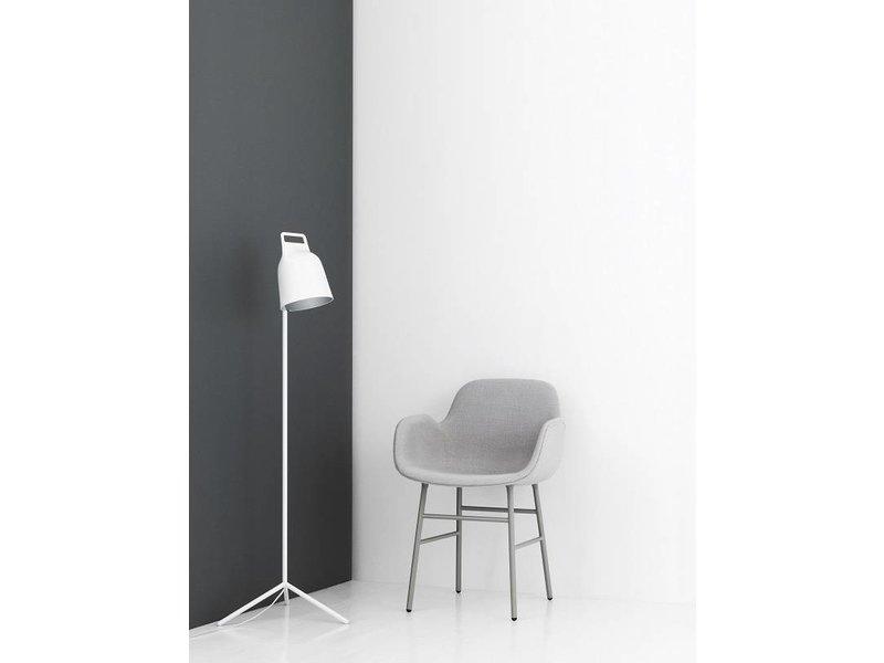 Normann Copenhagen Praktik gulvlampe hvid