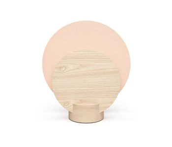FEST Amsterdam Geist table lamp large oak