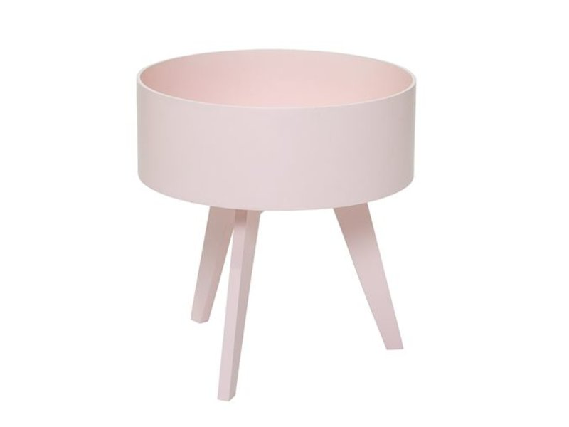 Bloomingville Alba table pink