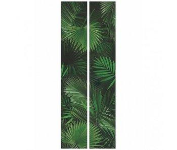 KEK Amsterdam Tropical Palm vævet tapet