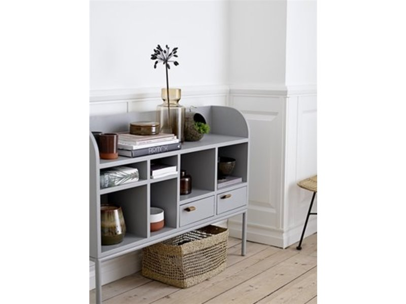 Great ... Bloomingville Cute Cabinet With Drawers Gray