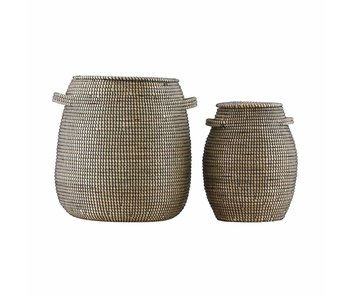 House Doctor Effect baskets set of 2