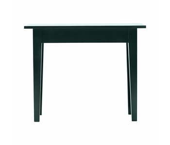 House Doctor Musk side table green wood