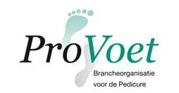 Pedicure Maassluis is aangesloten bij Provoet en Procert