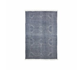 House Doctor Iza rug 160x230 cm cotton grey