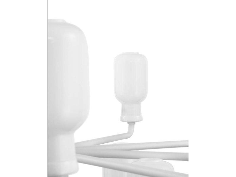 Normann Copenhagen AMP lysekrone Lille lampe hvid
