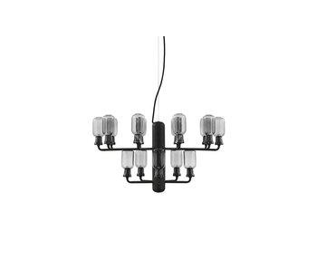 Normann Copenhagen AMP lysekrone Lille lampe sort
