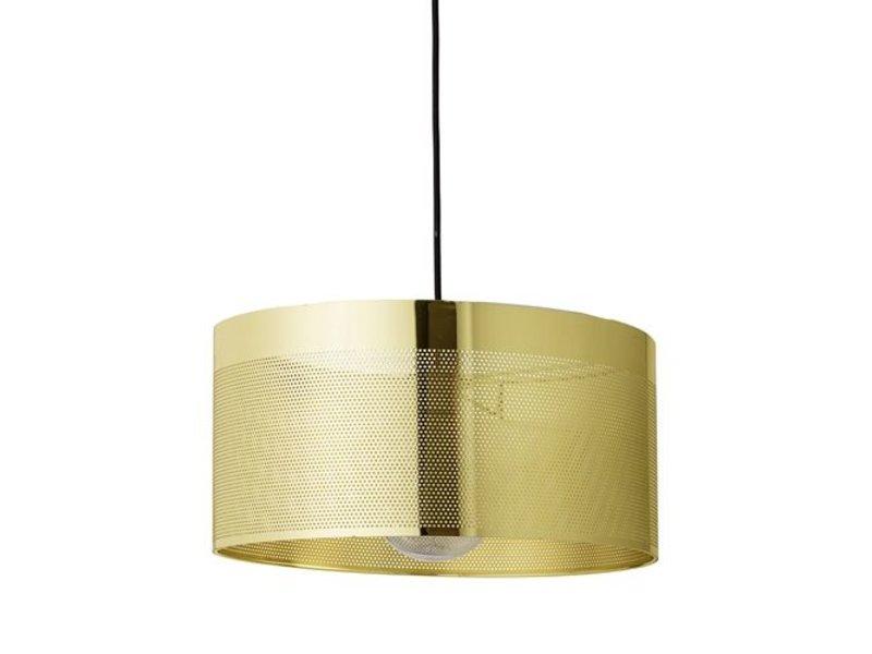 Bloomingville Hængende lampe guld udseende