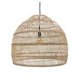 HK-Living Hanglamp riet naturel 60 cm