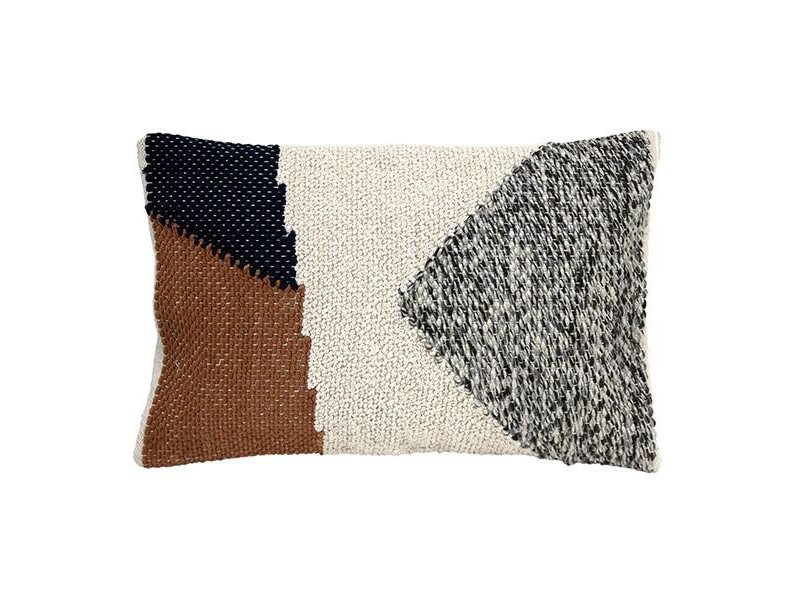 Hkliving knitted cushion cm living and co