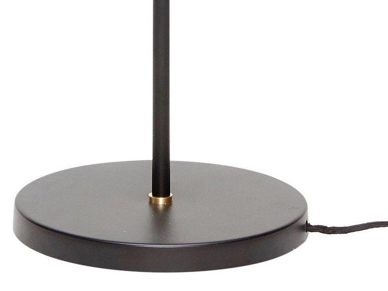 Lampada da terra d lampada in legno schuster totem