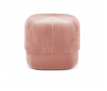 Normann Copenhagen Circus Pouf Small blush