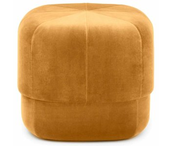 Normann Copenhagen Circus Pouf Small yellow