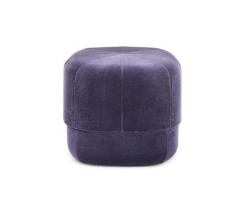 Normann Copenhagen Circus Pouf Small purple