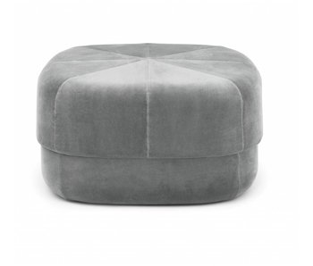 Normann Copenhagen Circus Pouf Small grey