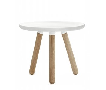 Normann Copenhagen Tablo Small coffee table white