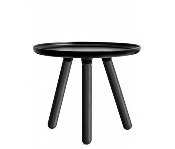 Normann Copenhagen Tablo Small salontafel zwart/zwart