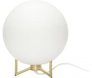 Hubsch Laiton Lampe de table