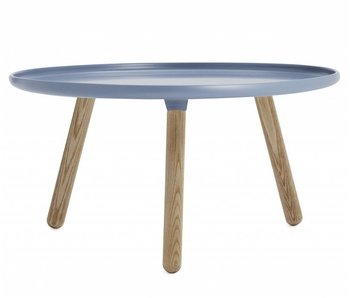 Normann Copenhagen Tablo Large coffee table blue