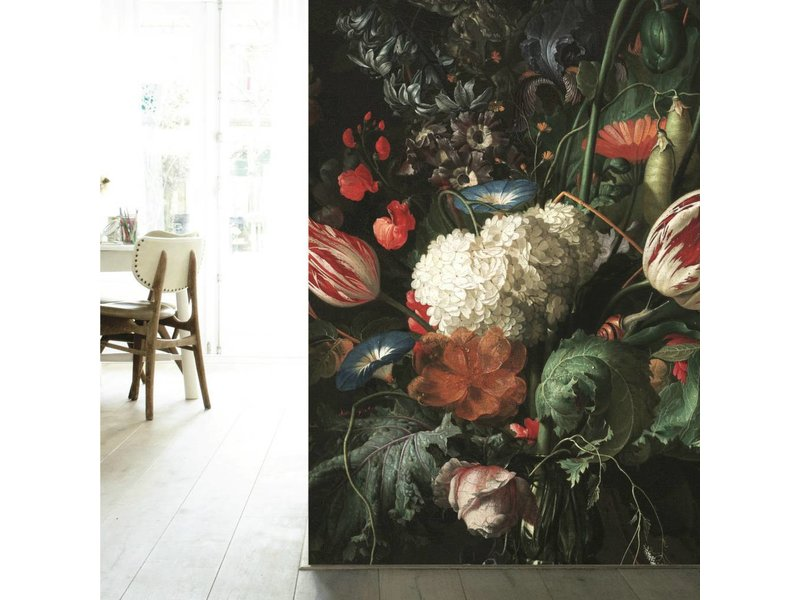 KEK Amsterdam Golden Age Flowers I bloemen behang