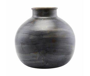 House Doctor Etnik blaue Vase