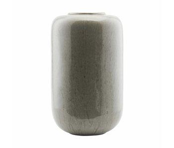 House Doctor Jade vase gray