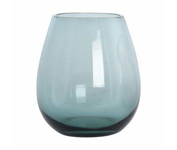 House Doctor Ball Wasserglas grün