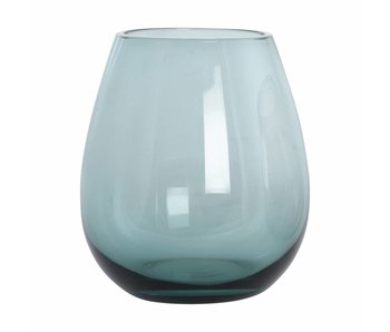 House Doctor Ball water glass green