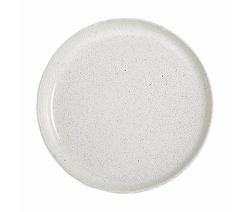 House Doctor By hand plate white