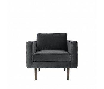 Broste Copenhagen Wind fauteuil grijs