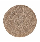 House Doctor Circle placemat natural 38cm