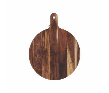 House Doctor tablero de madera Akacie Ø50x1,5cm
