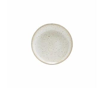 House Doctor Lake cake plate gray Ø15,2cm